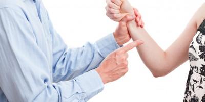 Violenza nelle relazioni di coppia